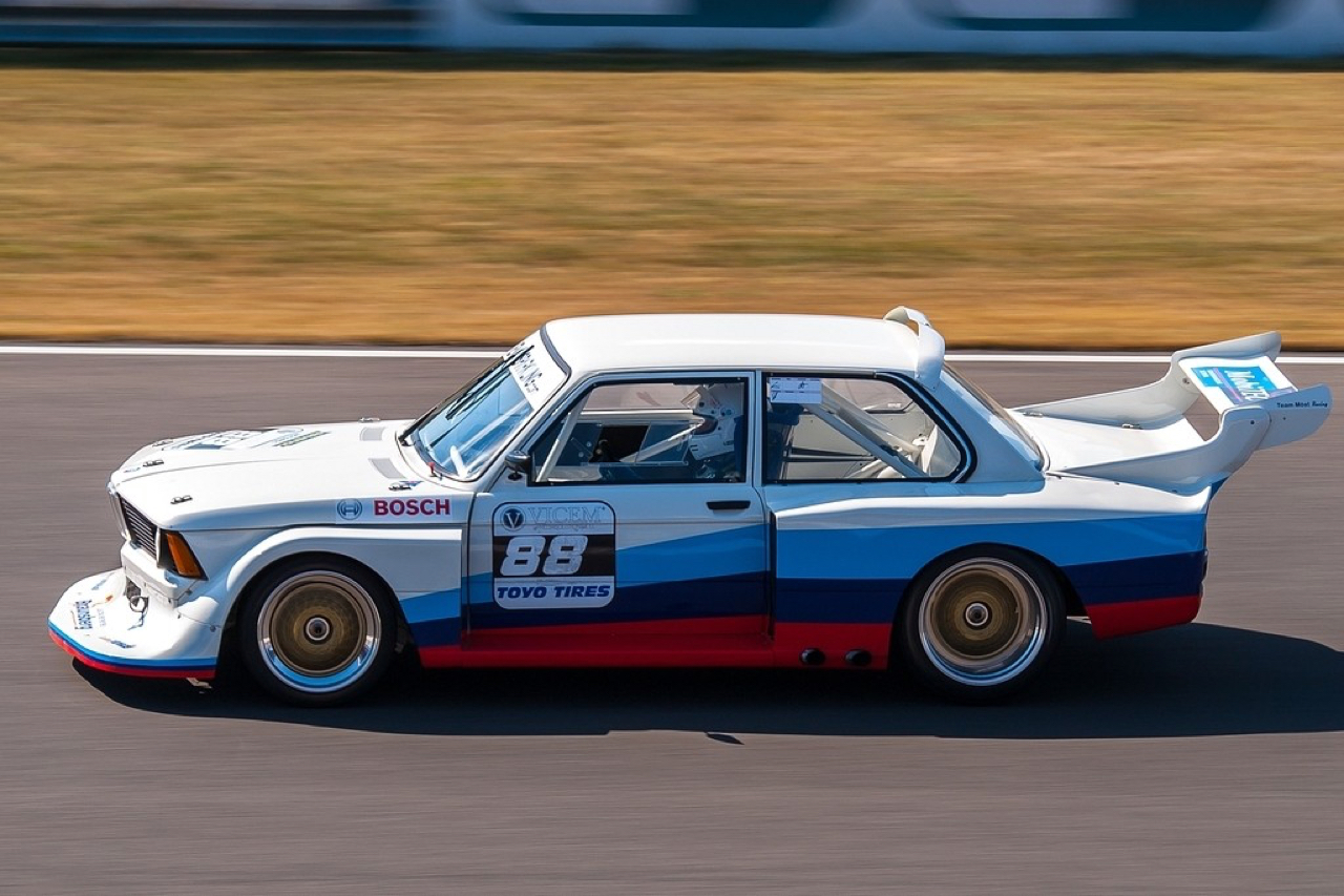 Engine sound : '78 BMW 320i Gr5 - Avant la M3 ! 4