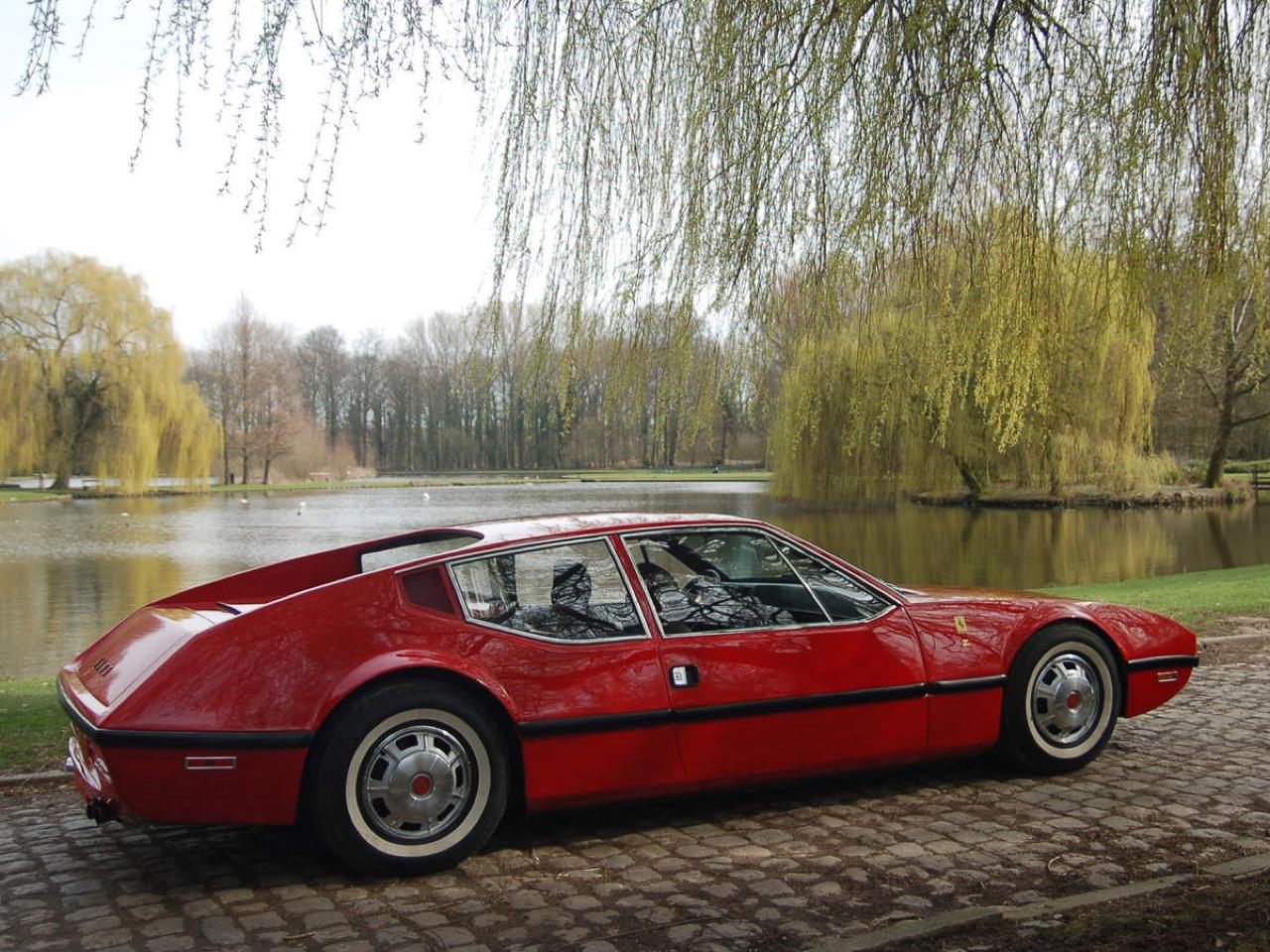 Cadillac Zagato NART - La plus italienne des américaines ! 35