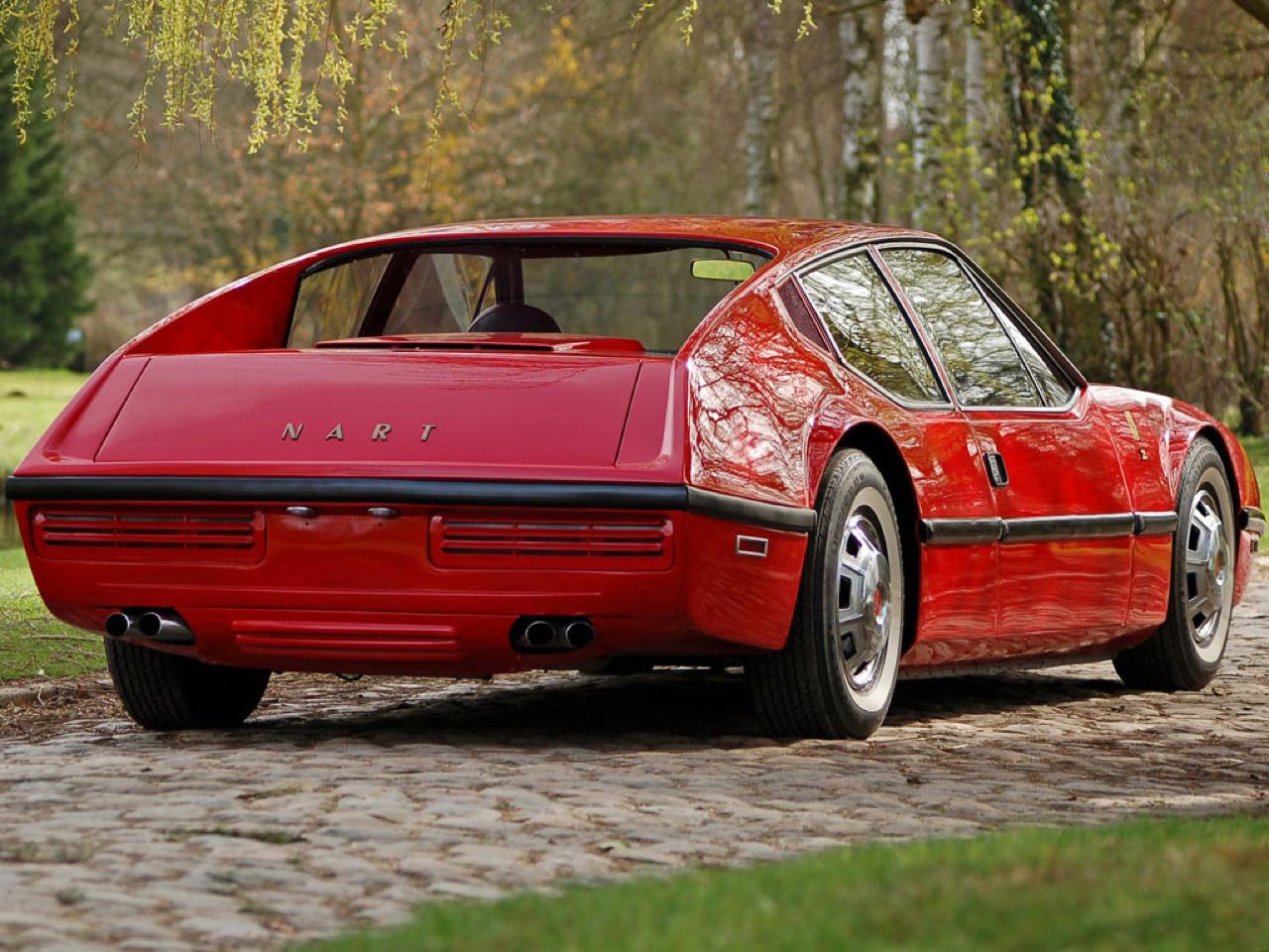 Cadillac Zagato NART - La plus italienne des américaines ! 39