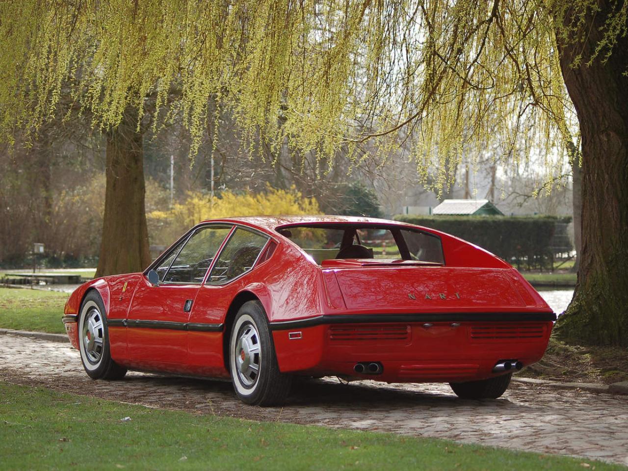 Cadillac Zagato NART - La plus italienne des américaines ! 40