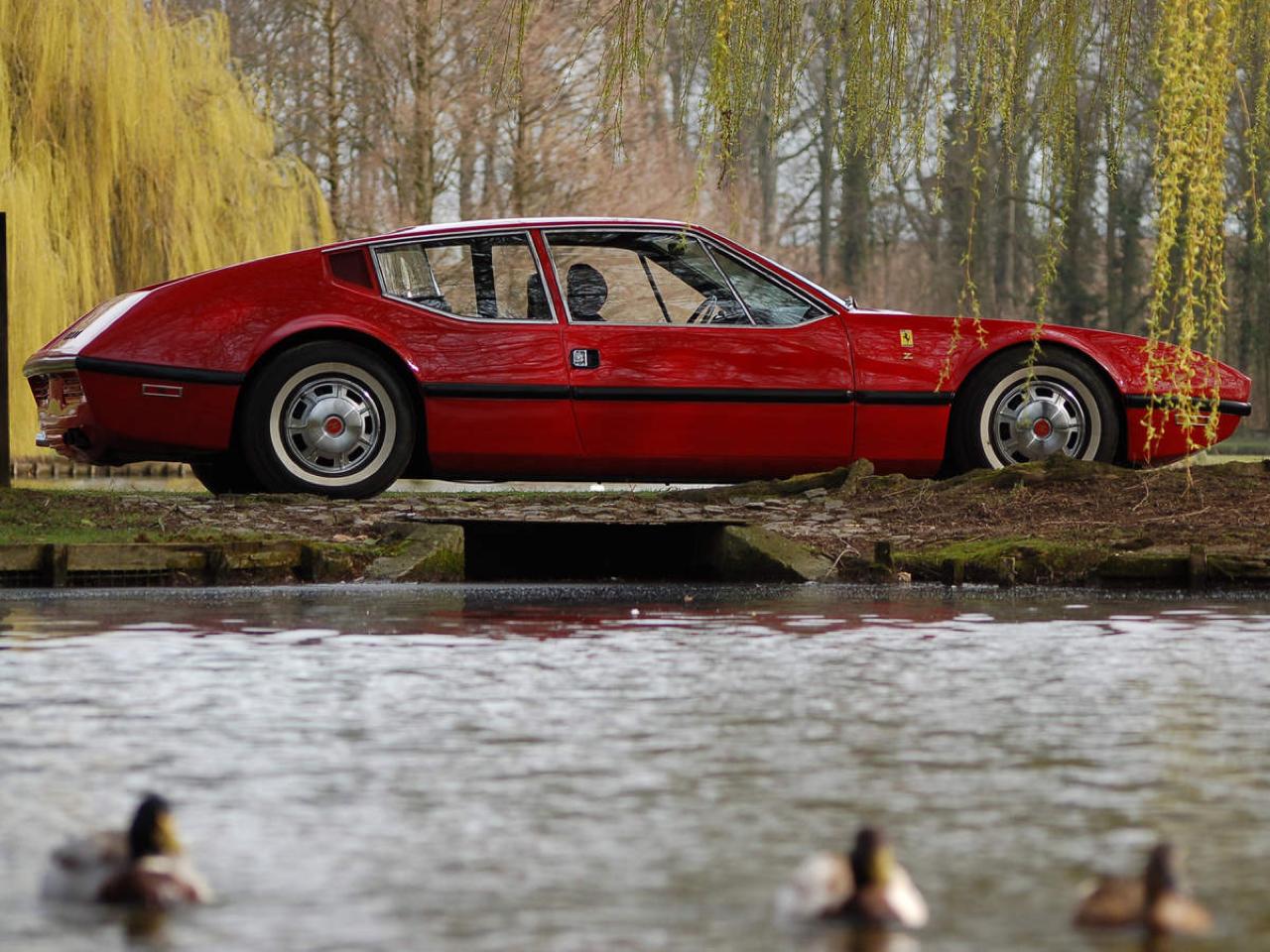 Cadillac Zagato NART - La plus italienne des américaines ! 46