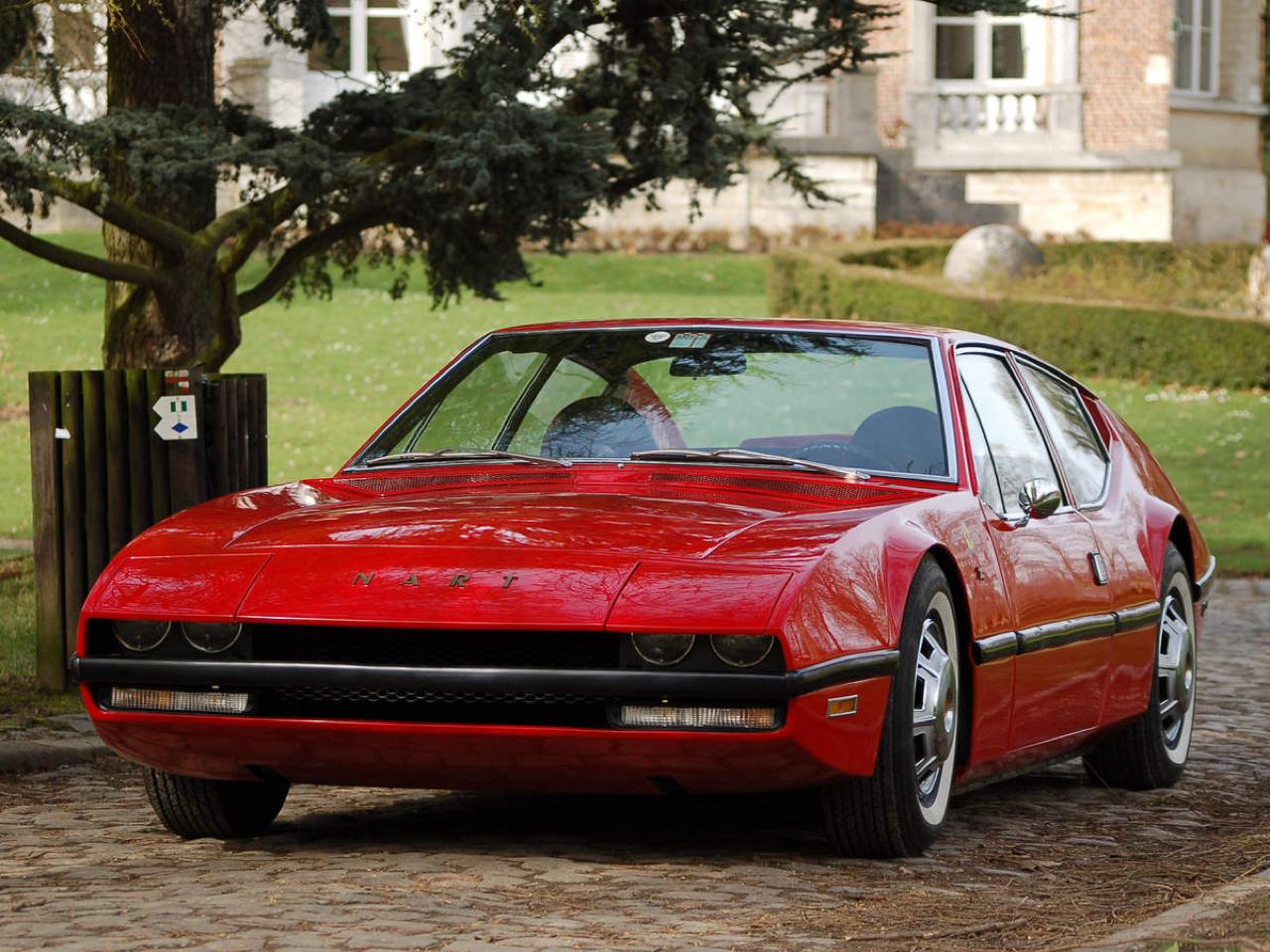 Cadillac Zagato NART - La plus italienne des américaines ! 48