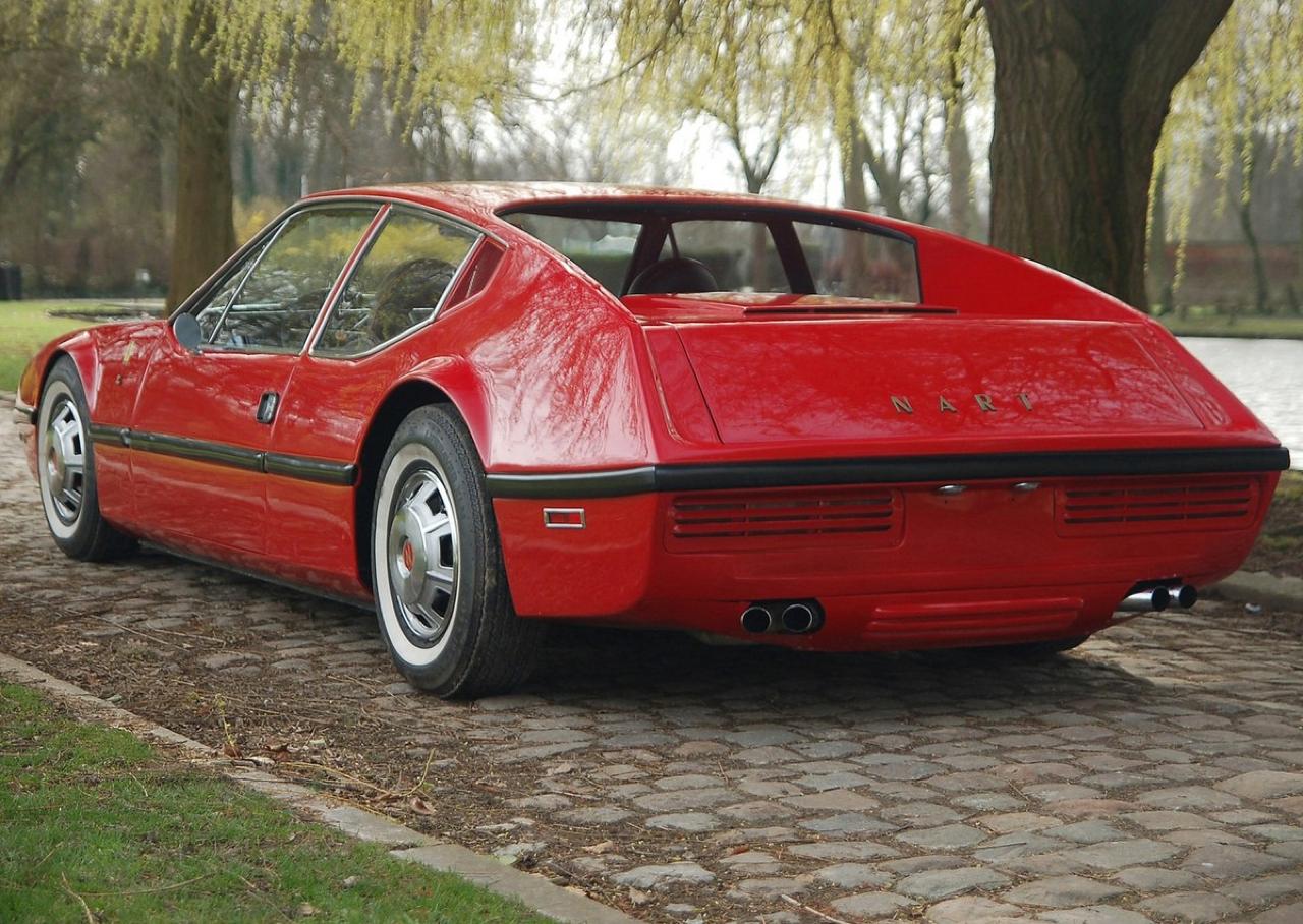 Cadillac Zagato NART - La plus italienne des américaines ! 44