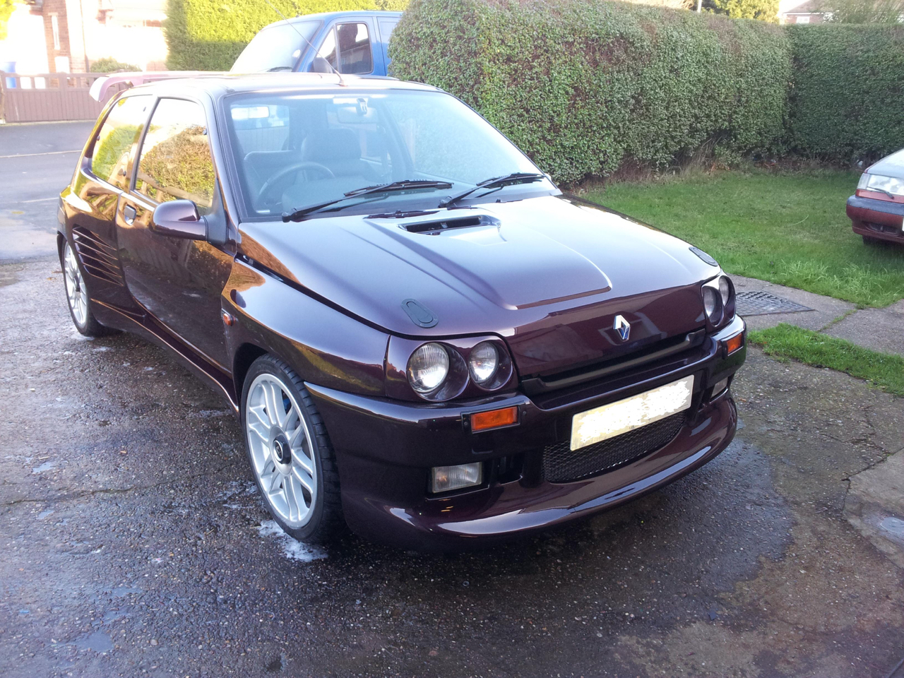 Dimma Clio Cosworth... Les Anglais sont formidables ! 23
