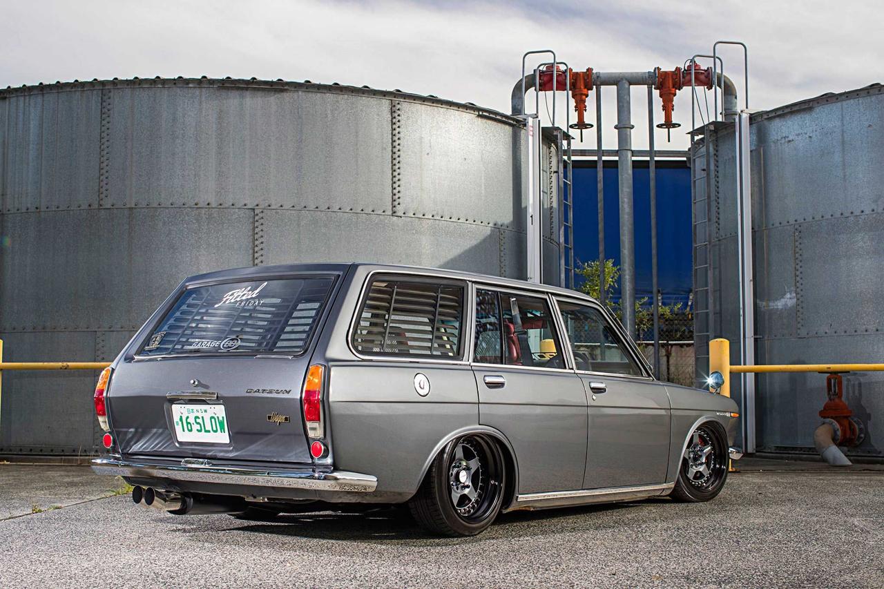 '71 Datsun 1600 Wagon - En mode SSSport ! 25