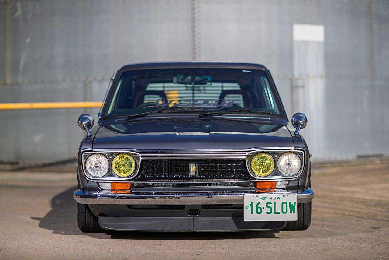 '71 Datsun 1600 Wagon - En mode SSSport ! 27