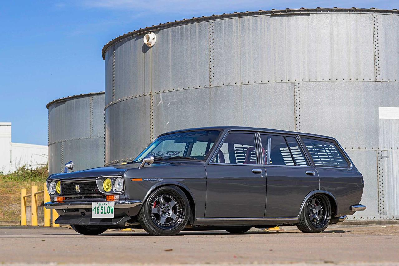 '71 Datsun 1600 Wagon - En mode SSSport ! 30