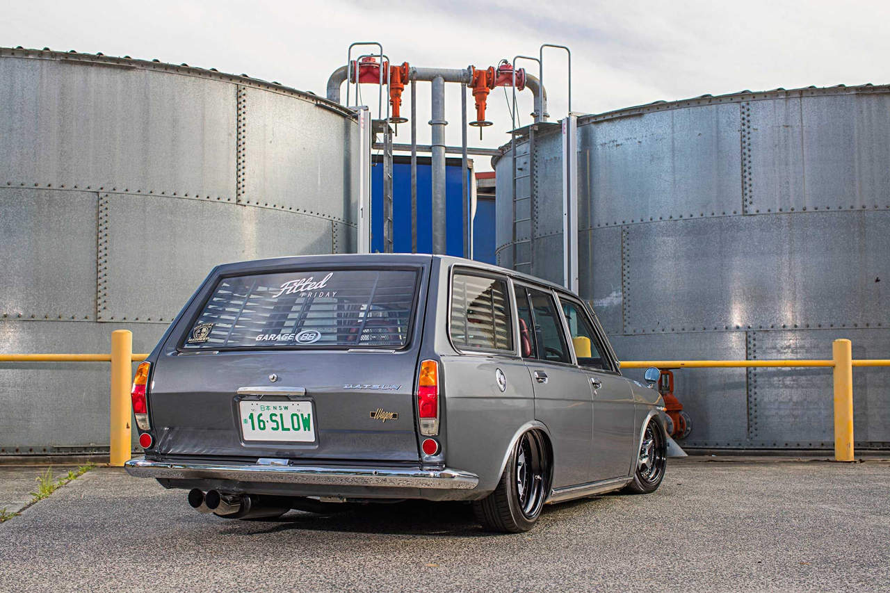 '71 Datsun 1600 Wagon - En mode SSSport ! 34