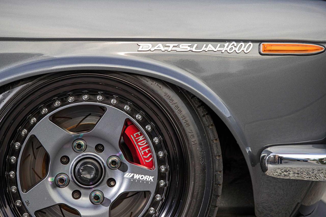 '71 Datsun 1600 Wagon - En mode SSSport ! 33