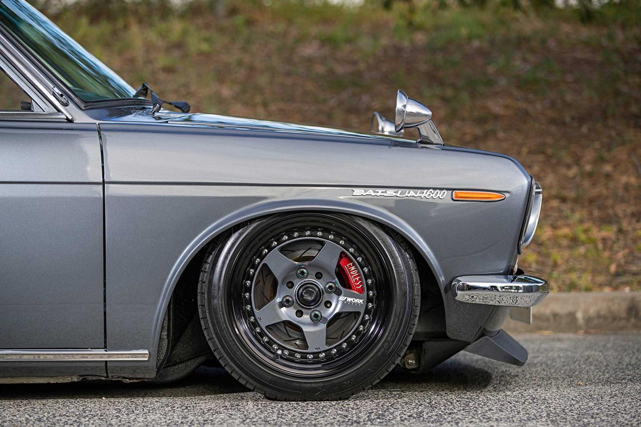 '71 Datsun 1600 Wagon - En mode SSSport ! 29