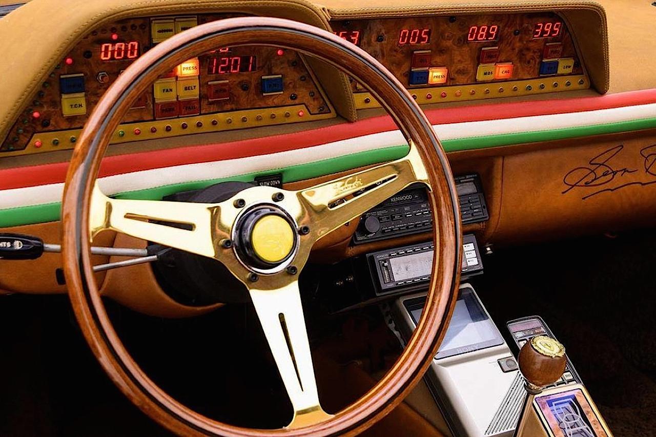 '78 Ferrari 308 Barris Kustom - La K2000 italienne ! 45