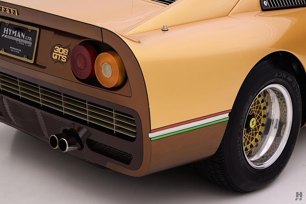 '78 Ferrari 308 Barris Kustom - La K2000 italienne ! 40