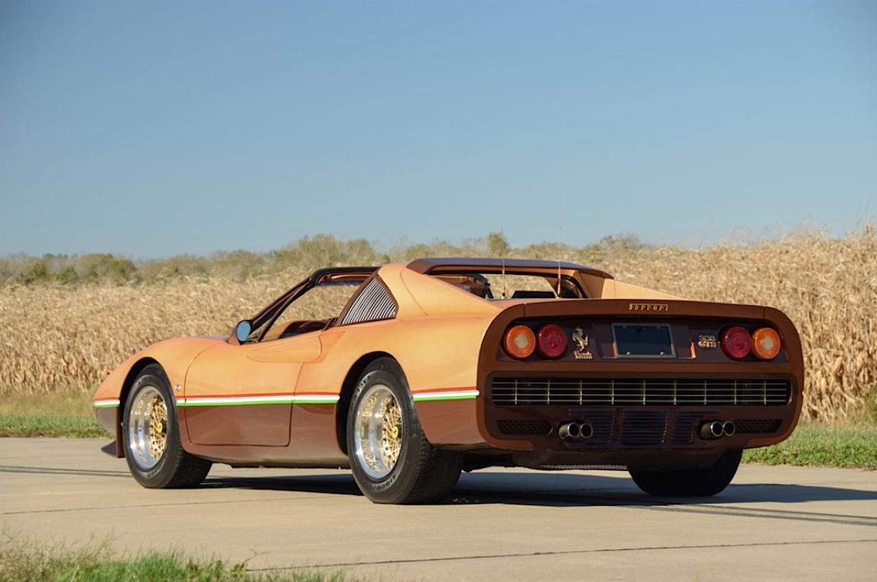 '78 Ferrari 308 Barris Kustom - La K2000 italienne ! 50