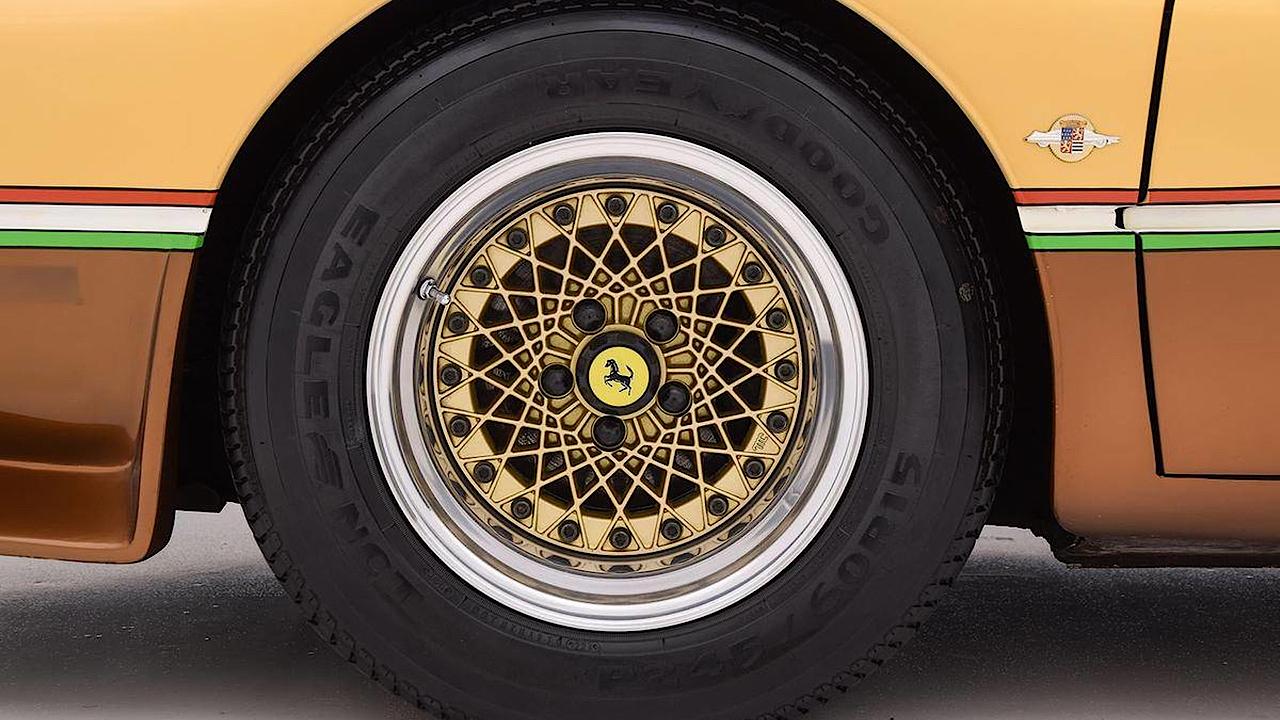 '78 Ferrari 308 Barris Kustom - La K2000 italienne ! 38