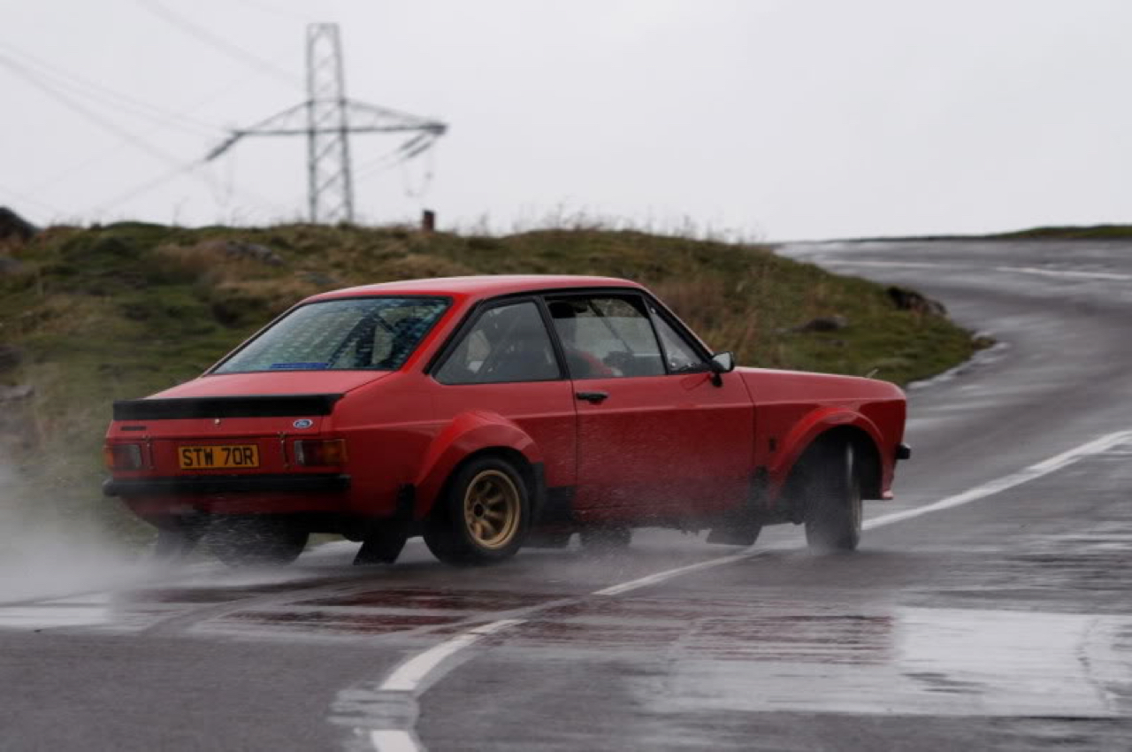 Hillclimb Monster : Ford Escort mk2 Cosworth - Balade irlandaise 11