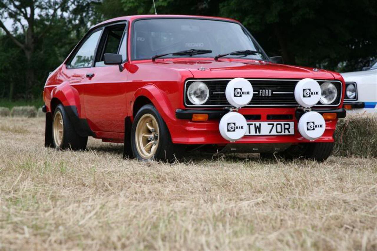 Hillclimb Monster : Ford Escort mk2 Cosworth - Balade irlandaise 10
