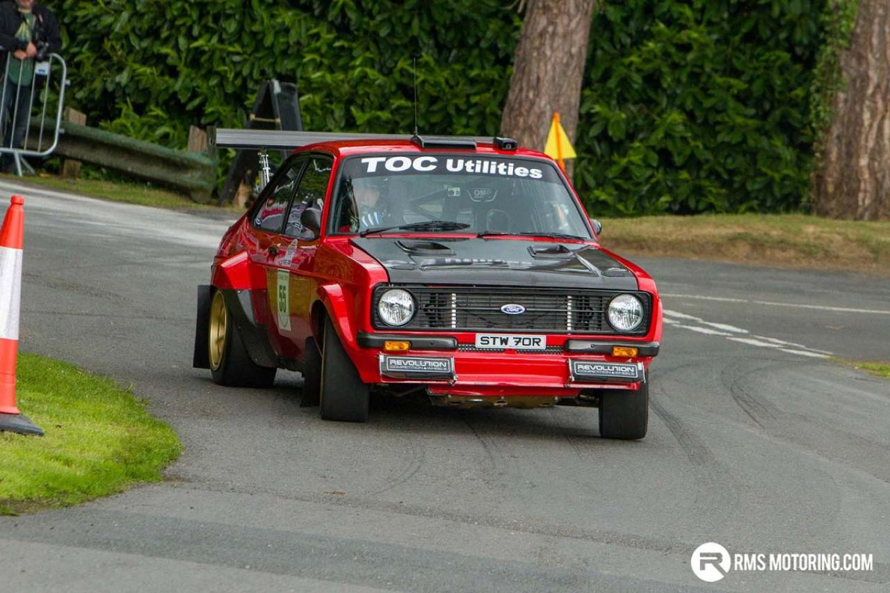 Hillclimb Monster : Ford Escort mk2 Cosworth - Balade irlandaise 9