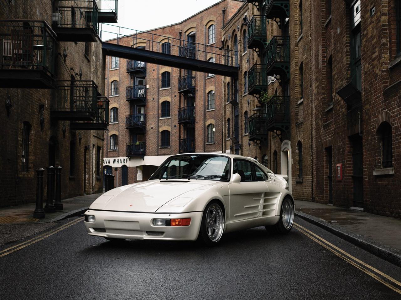 '86 Gemballa Avalanche : Une vraie Porscherie ! 25