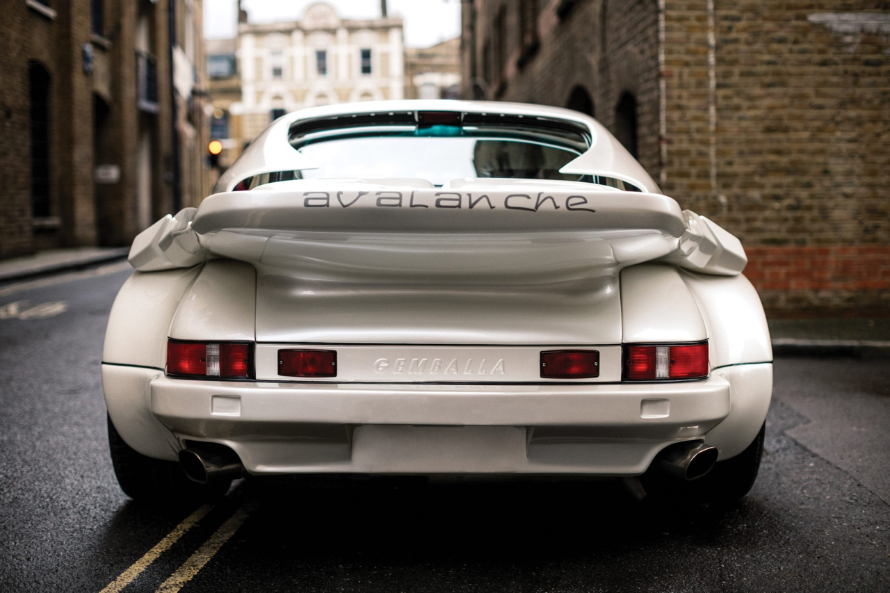 '86 Gemballa Avalanche : Une vraie Porscherie ! 40