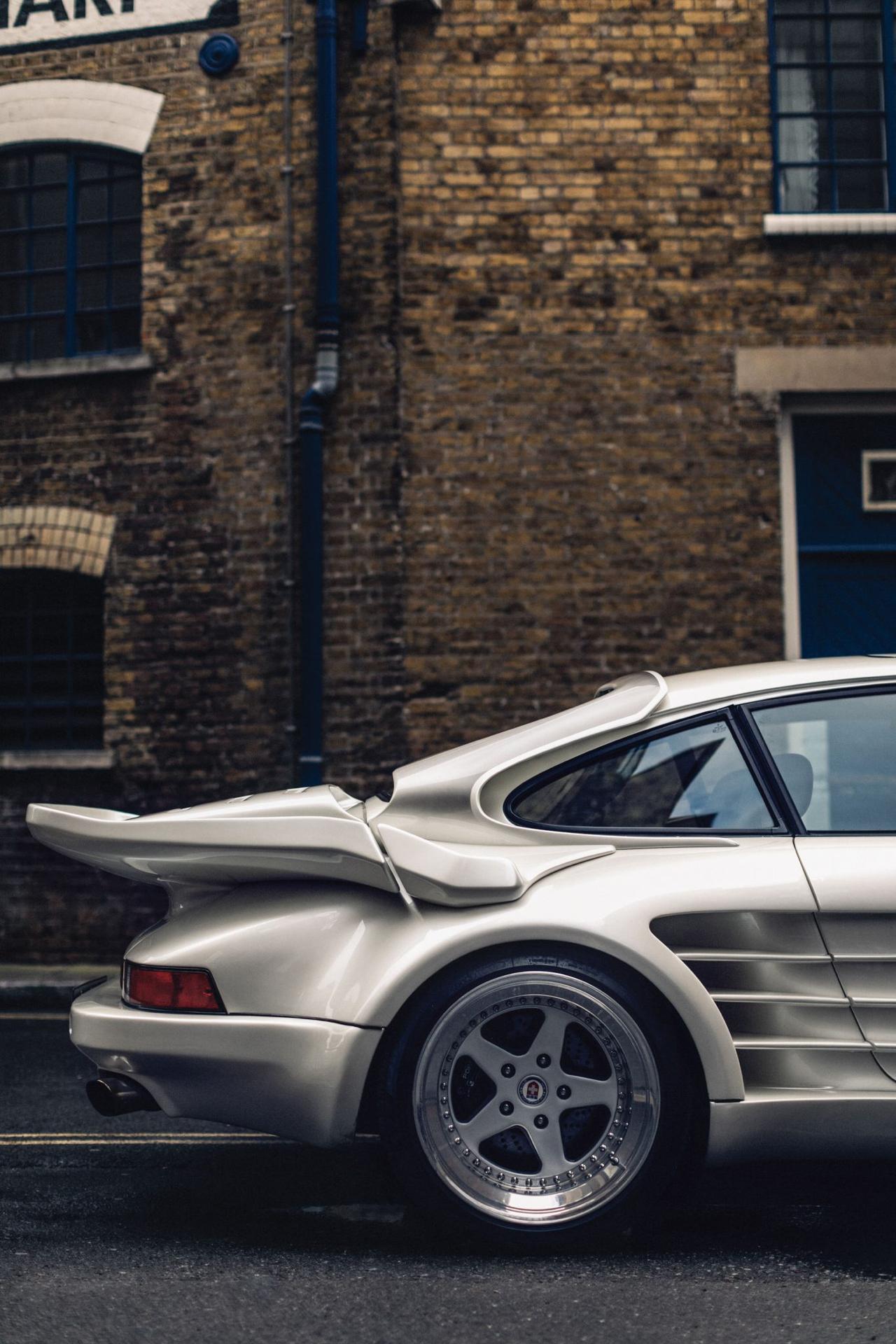 '86 Gemballa Avalanche : Une vraie Porscherie ! 45