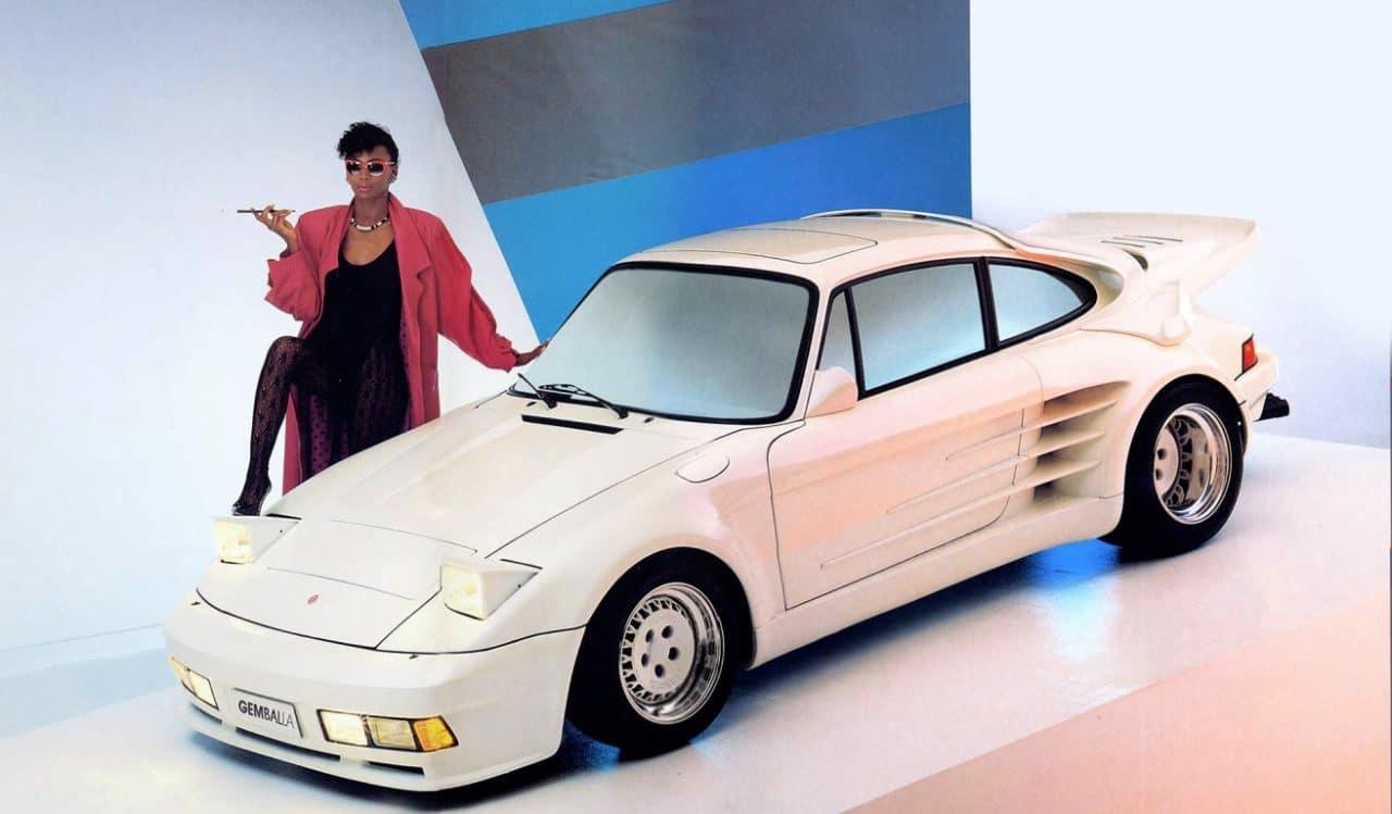 '86 Gemballa Avalanche : Une vraie Porscherie ! 35