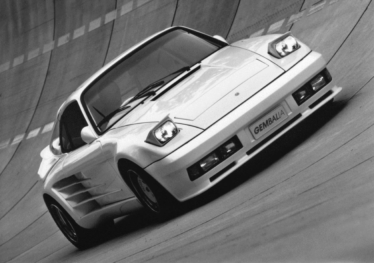 '86 Gemballa Avalanche : Une vraie Porscherie ! 26