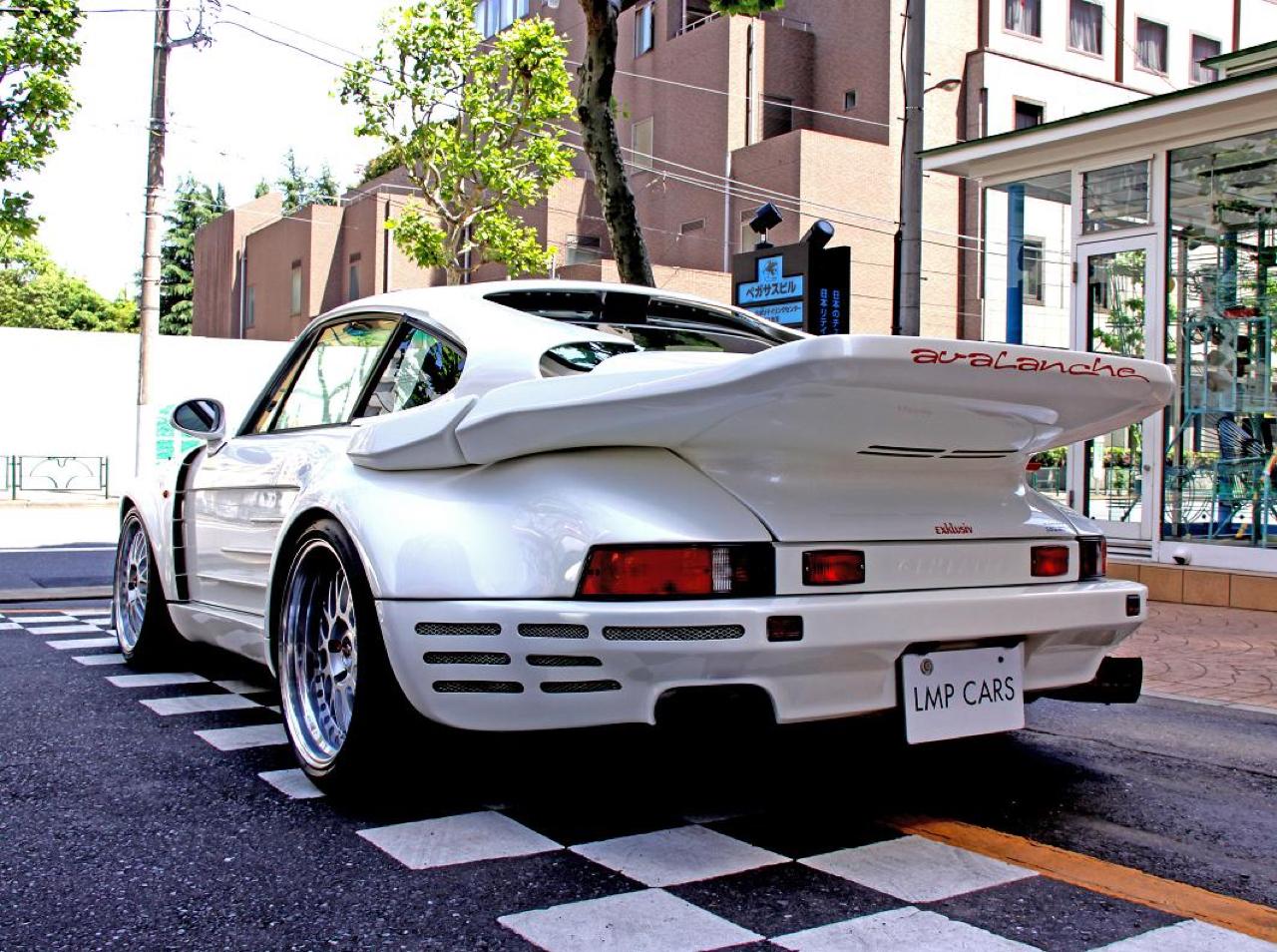 '86 Gemballa Avalanche : Une vraie Porscherie ! 41