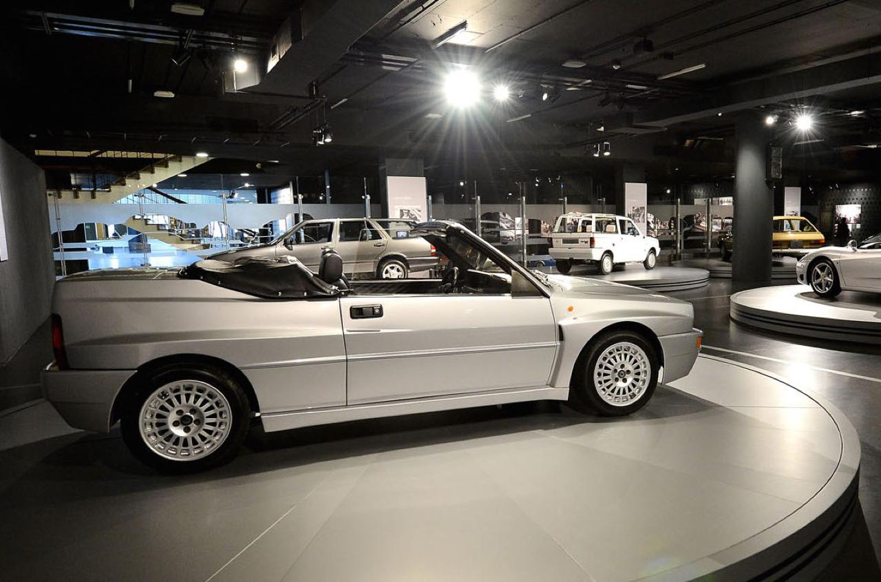 Lancia Delta HF Spider : Evoluzione cheveux au vent ! 7
