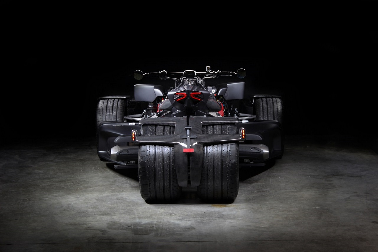 Lazareth Wazuma V8 - FrankenQuad ! 24
