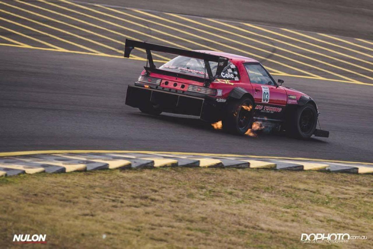 Engine Sound : Mazda RX7 FB en 20B... Cherchez pas, ça veut dire 680 ch ! 8
