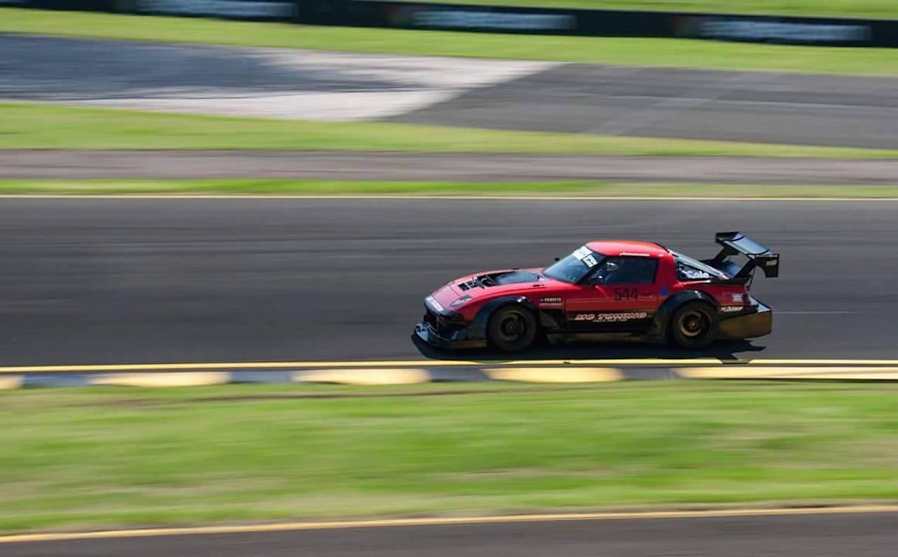 Engine Sound : Mazda RX7 FB en 20B... Cherchez pas, ça veut dire 680 ch ! 12
