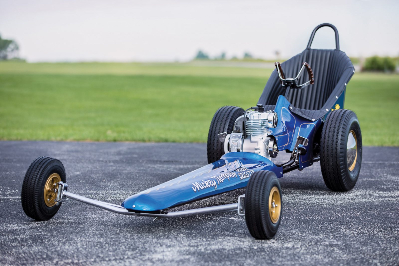 Mickey Thompson Mini Dragster - Little Wheeling 25