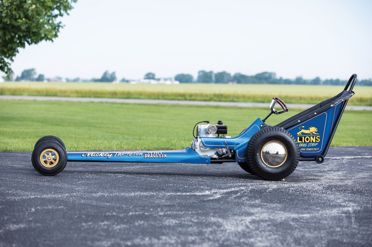 Mickey Thompson Mini Dragster - Little Wheeling 28