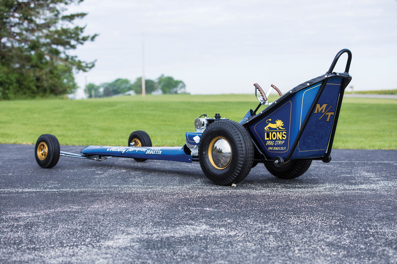 Mickey Thompson Mini Dragster - Little Wheeling 31