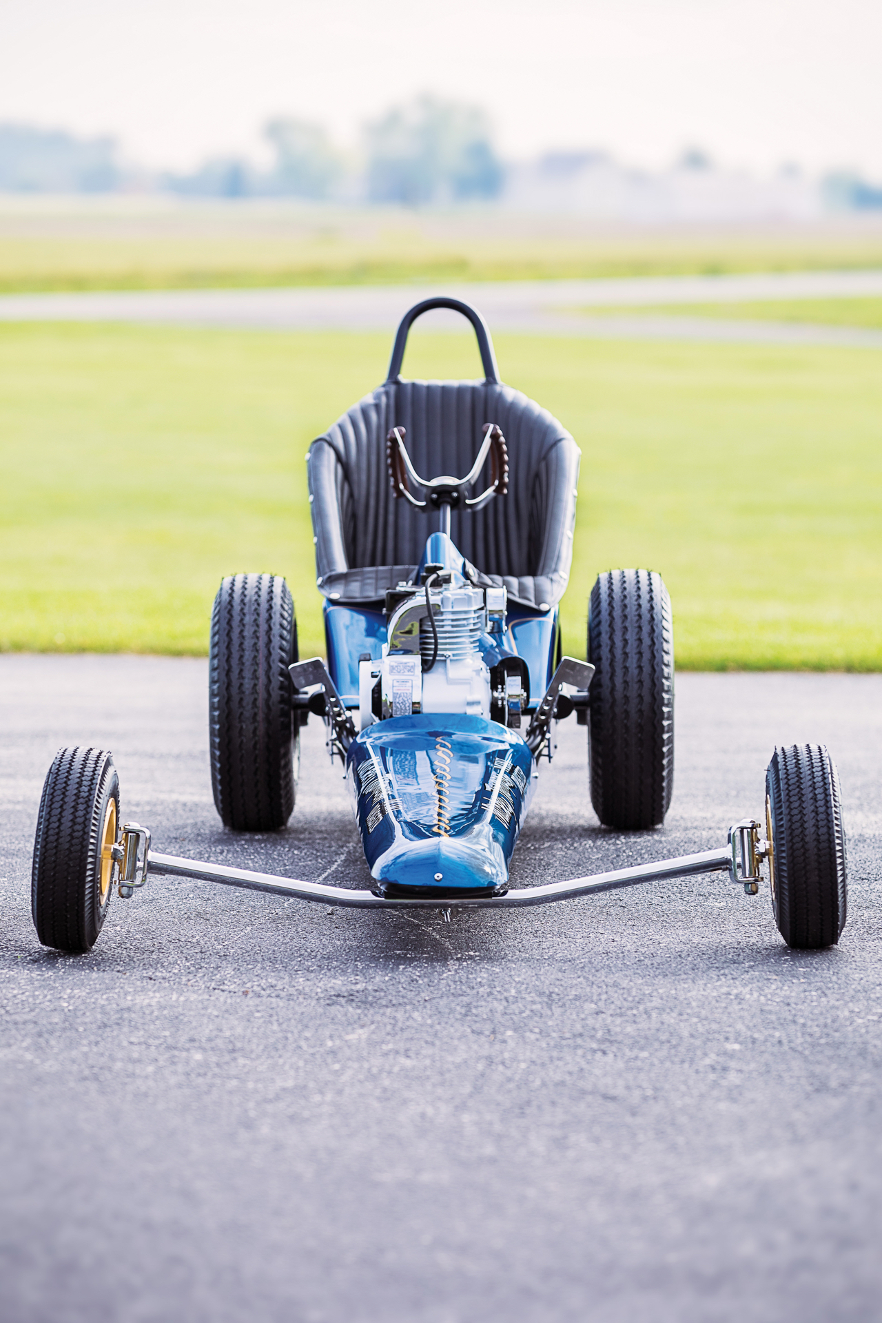 Mickey Thompson Mini Dragster - Little Wheeling 23