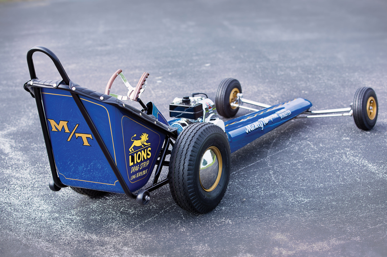 Mickey Thompson Mini Dragster - Little Wheeling 27
