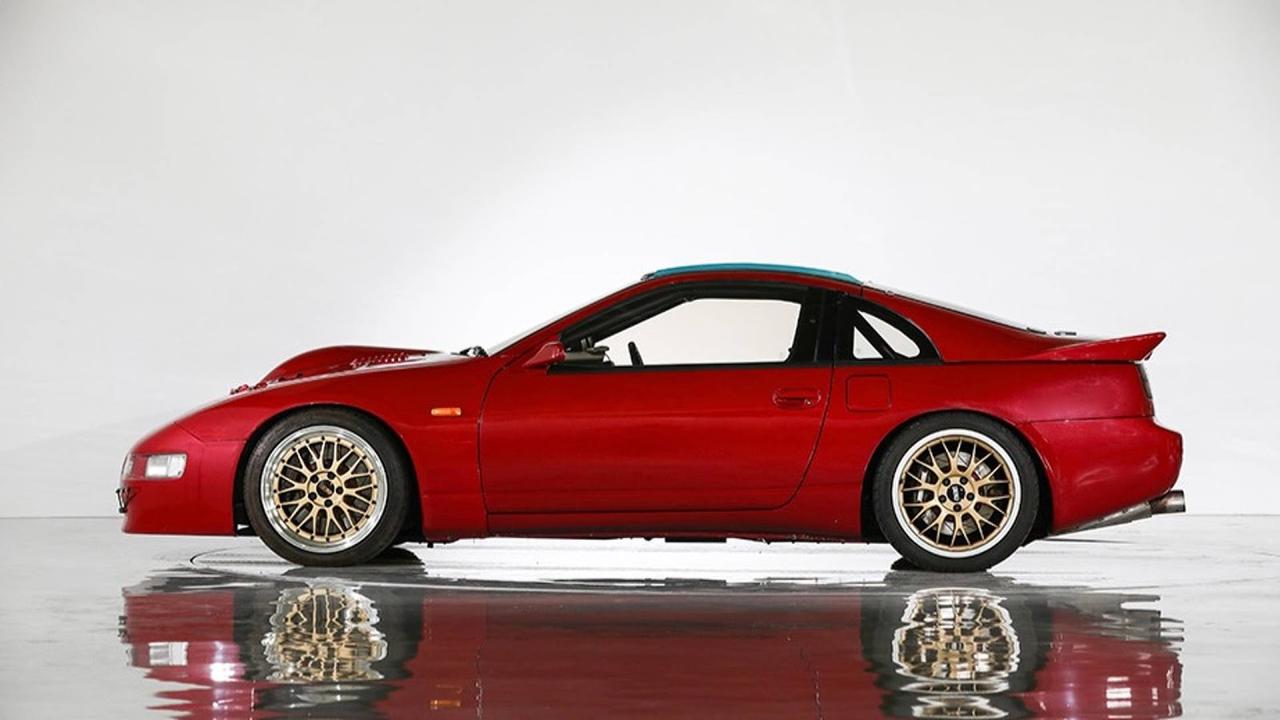 Nissan 300 ZX Jun & Blitz - Un duo de choc pour 420 km/h 44