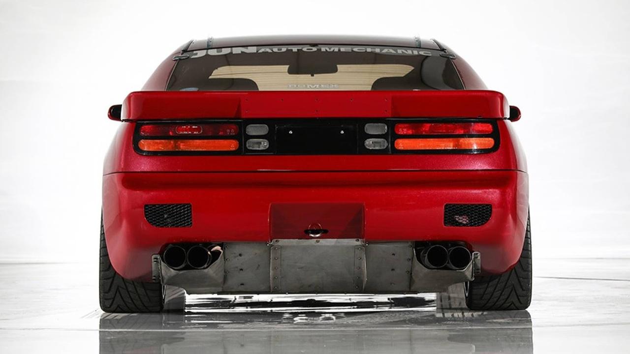 Nissan 300 ZX Jun & Blitz - Un duo de choc pour 420 km/h 38