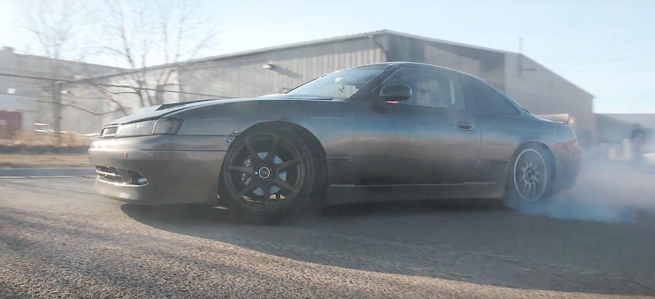 Stanced Nissan S14 Hooning - Chassez le naturel... 14