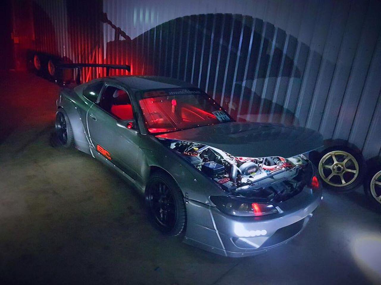 Nissan Silvia... Le côté obscur de la force ! 19