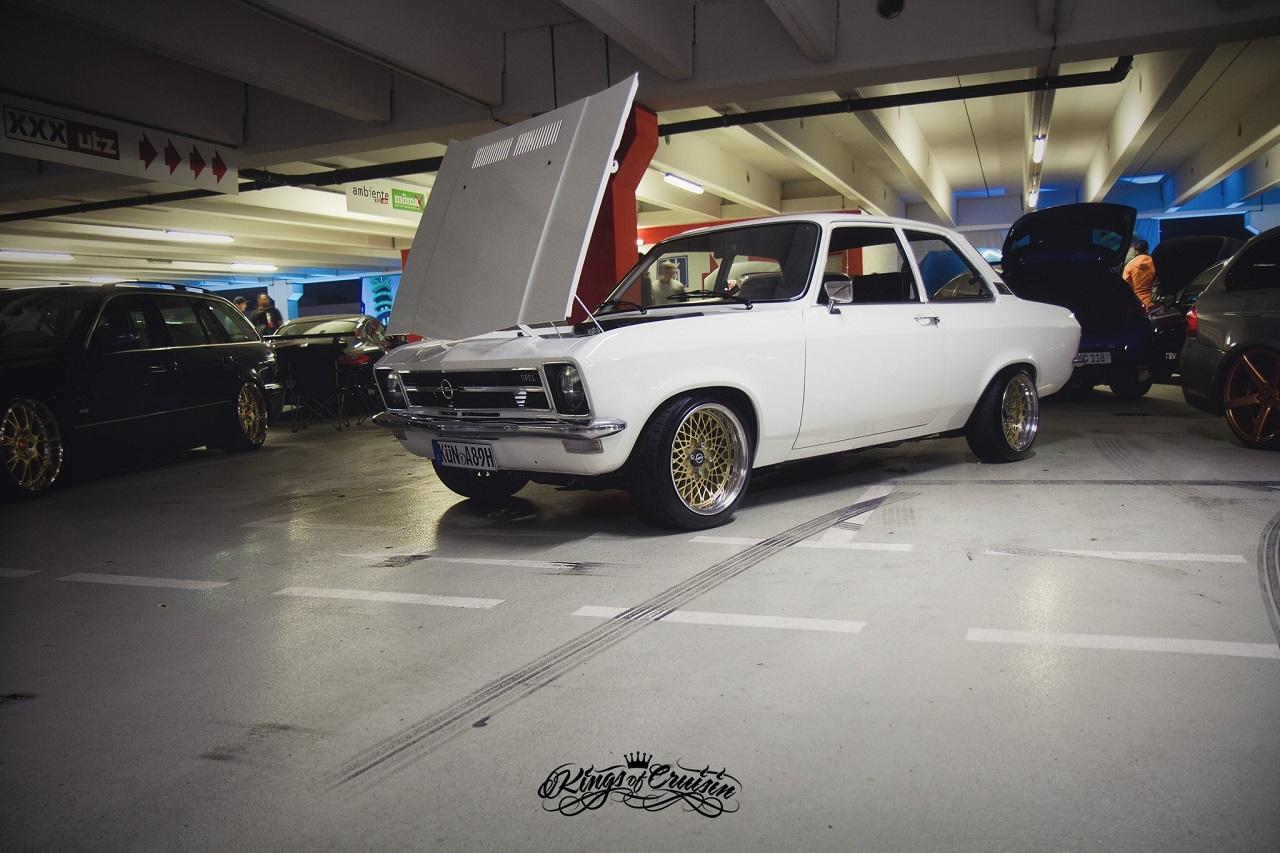 Opel Ascona A - Madame propre ! 21