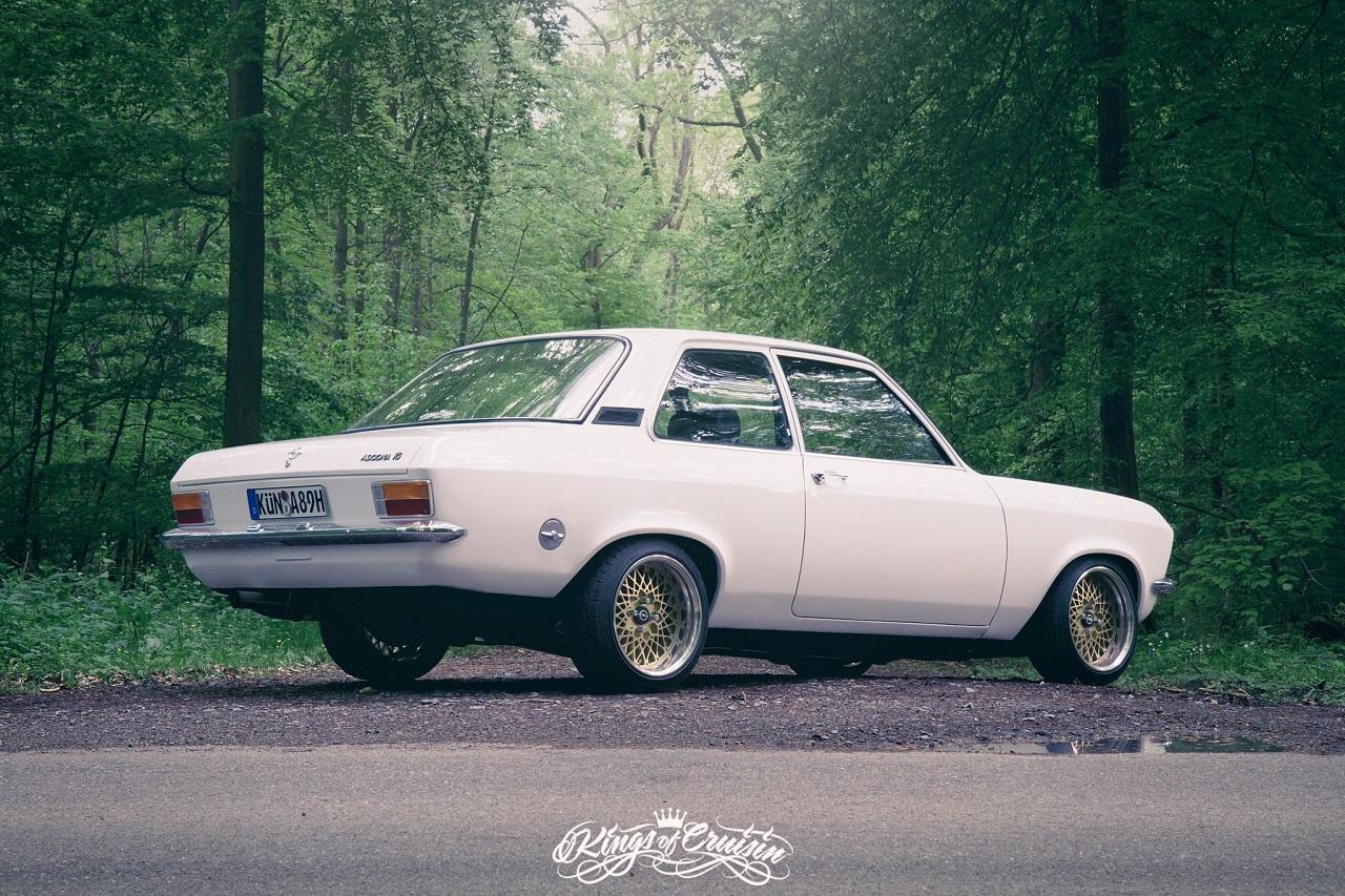 Opel Ascona A - Madame propre ! 17