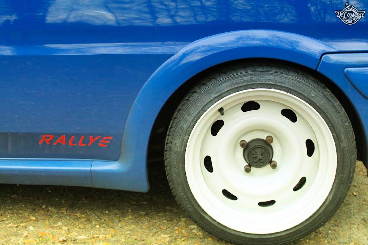 Maxime's Peugeot 106 Rallye JDM ! 28