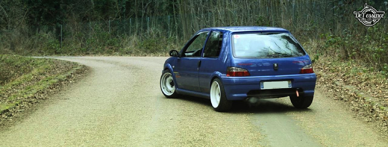 Maxime's Peugeot 106 Rallye JDM ! 18