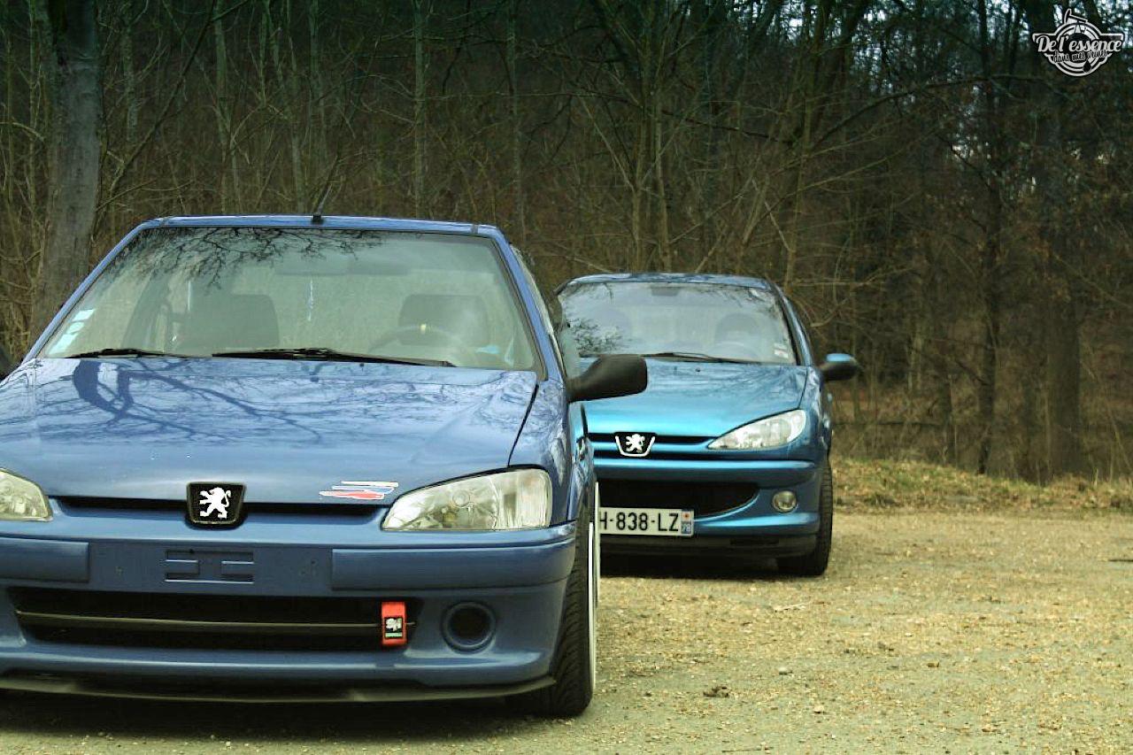 Maxime's Peugeot 106 Rallye JDM ! 10