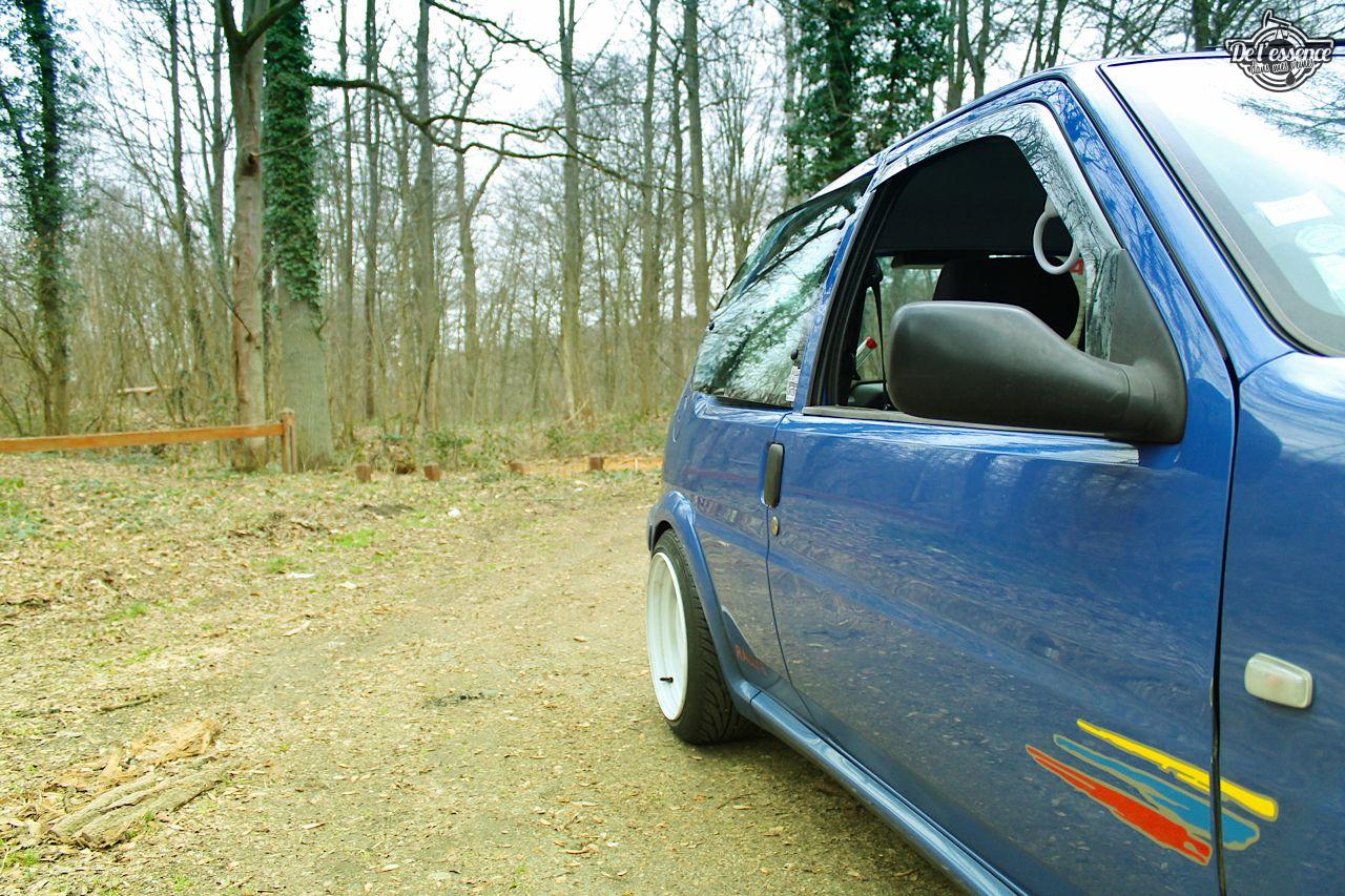 Maxime's Peugeot 106 Rallye JDM ! 12