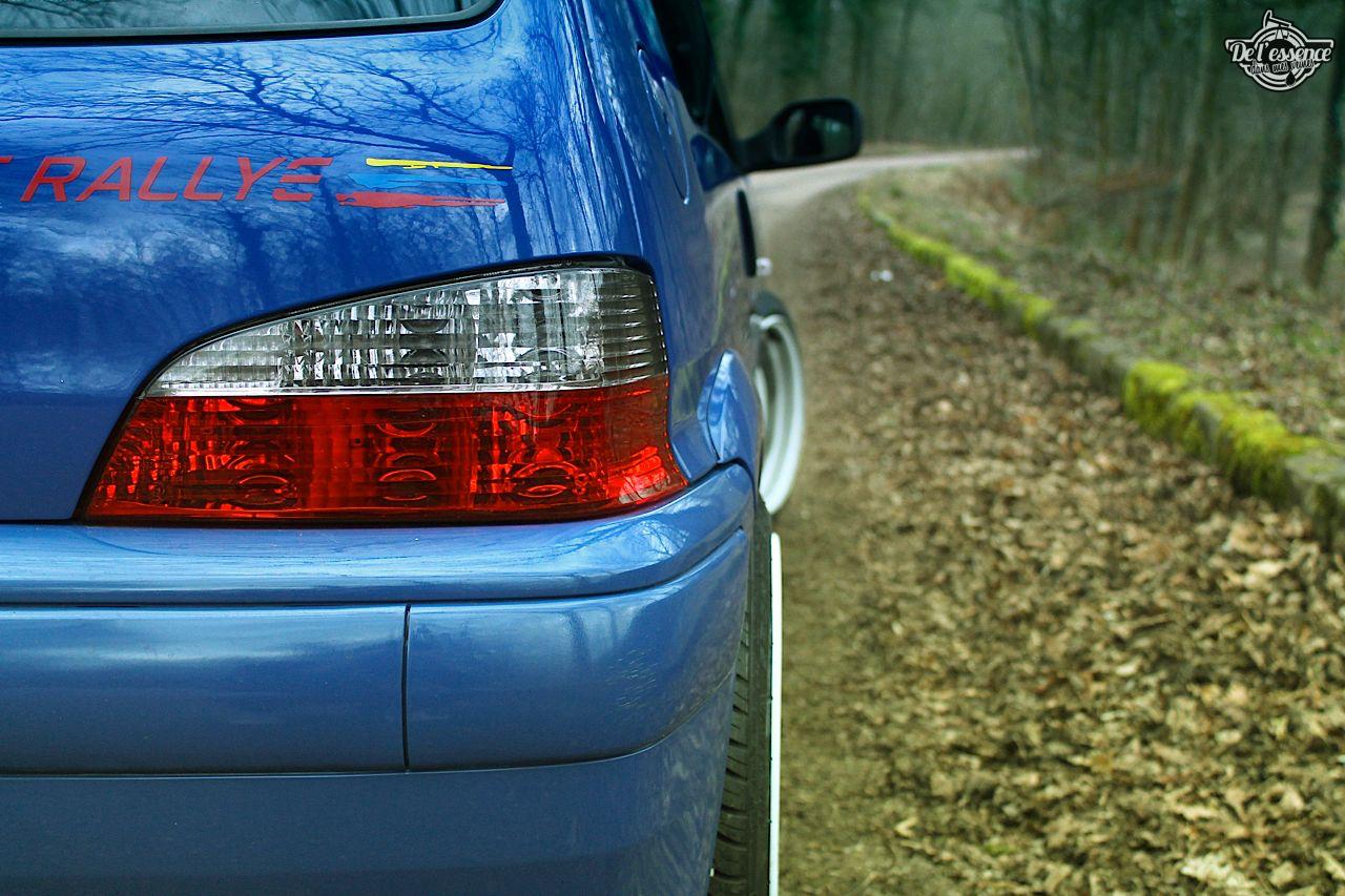 Maxime's Peugeot 106 Rallye JDM ! 11