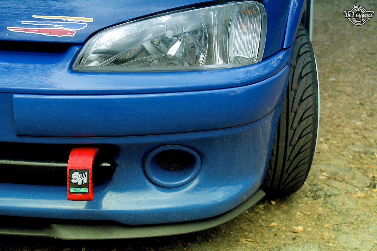 Maxime's Peugeot 106 Rallye JDM ! 5