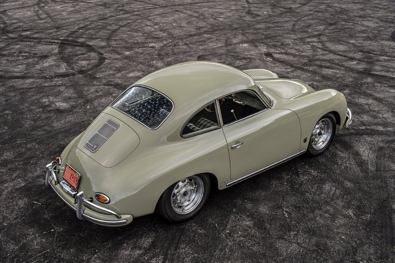 Porsche 356 Outlaw : Signée Emory Motorsports ! 25