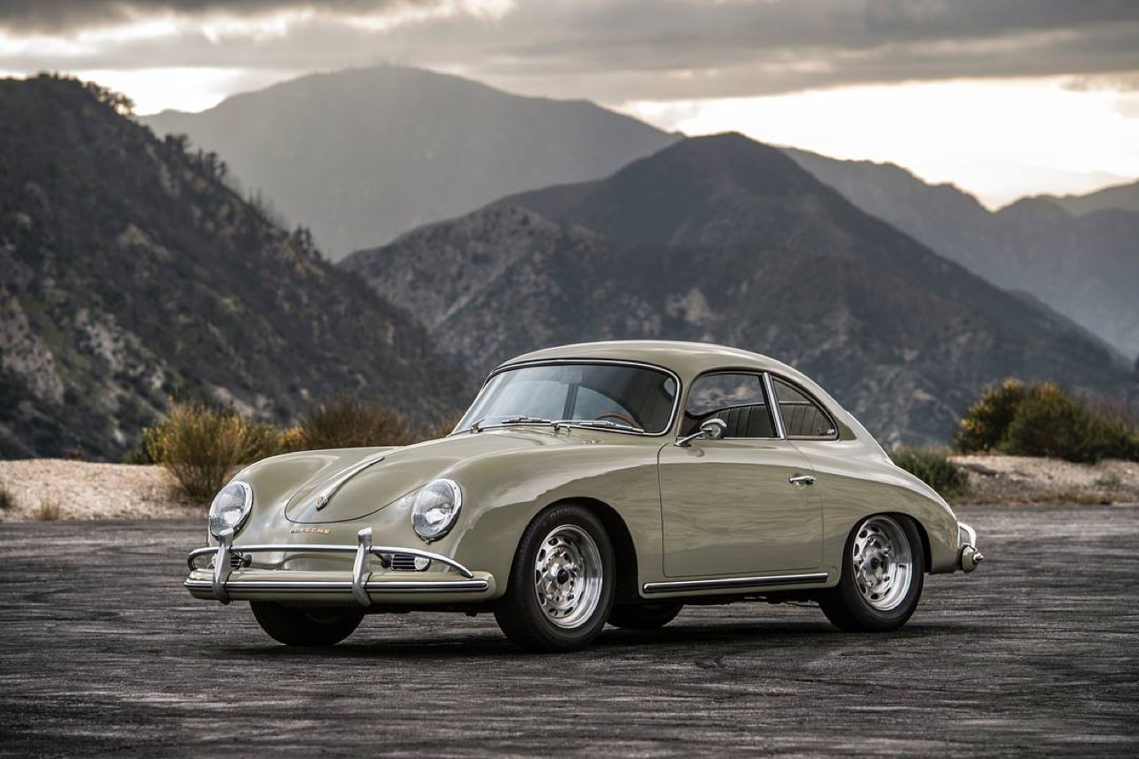 Porsche 356 Outlaw : Signée Emory Motorsports ! 27